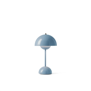 &Tradition Flowerpot VP9 Table Lamp Portable Light Blue