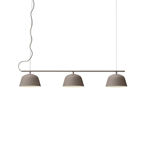 Muuto Ambit Rail Pendant Black