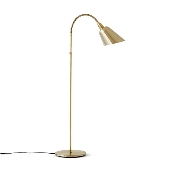 &tradition Bellevue AJ7 Floor Lamp Brass