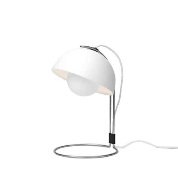 &tradition Flowerpot VP4 Table Lamp Matt White