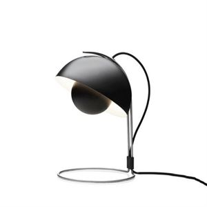 &tradition Flowerpot VP4 Table Lamp Matt Black