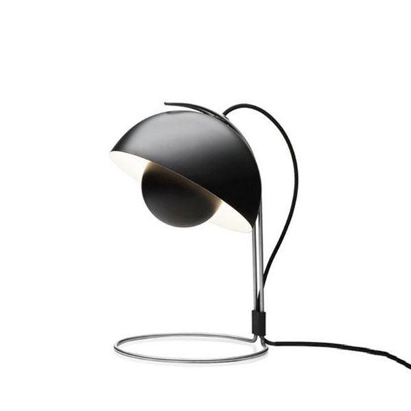 &tradition Flowerpot VP4 Table Lamp Matt Black