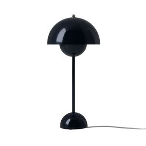 &tradition Flowerpot VP3 Table Lamp Dark Blue