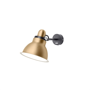 "Anglepoise Type 1228â""¢ Metallic Wall Light Gold Lustre"