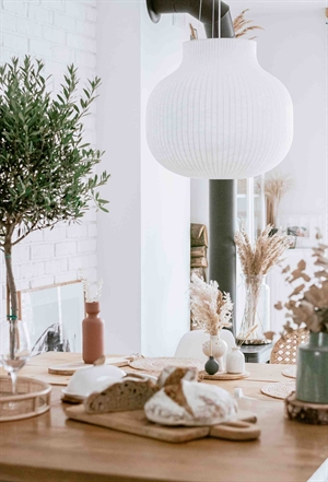 Lighting up a Room with Danish Design Company Nuura