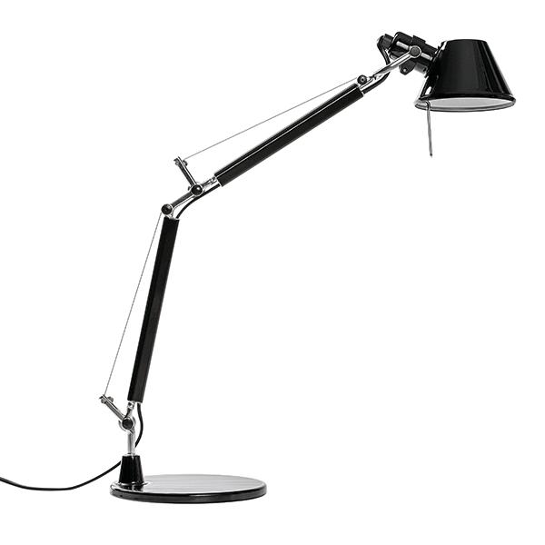 Artemide Tolomeo Micro Table Lamp Black