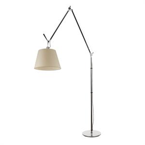 artemide tolomeo mega floor lamp parchment free shipping