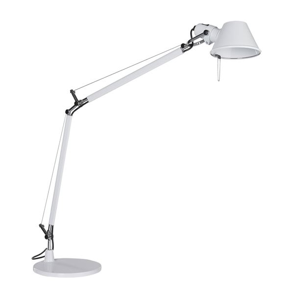 artemide tolomeo table lamp white free shipping. Black Bedroom Furniture Sets. Home Design Ideas