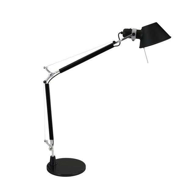 Artemide Tolomeo Mini Table Lamp Black Free Shipping