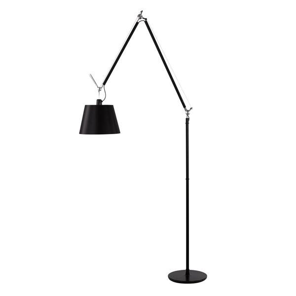 Artemide tolomeo mega floor lamp black free shipping artemide tolomeo mega floor lamp black aloadofball Images