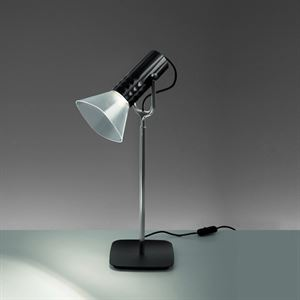 Artemide FIAMMA LED Table Lamp Grey