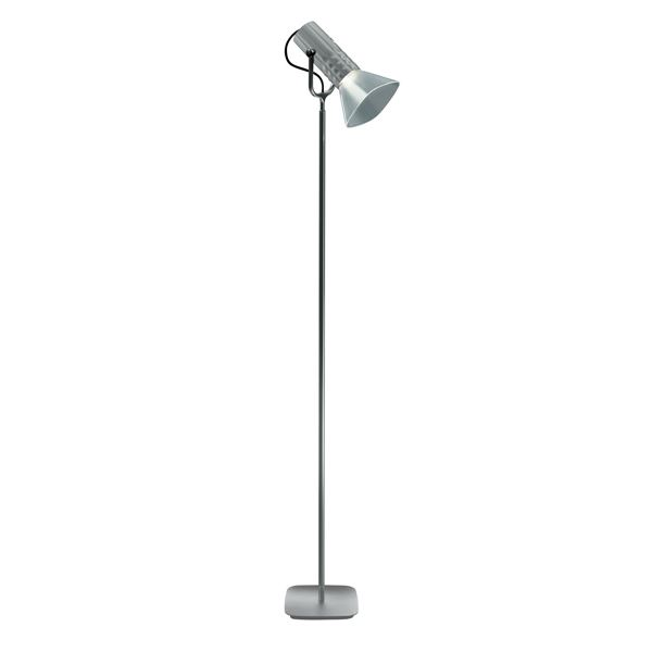 Artemide FIAMMA LED Floor Lamp Grey