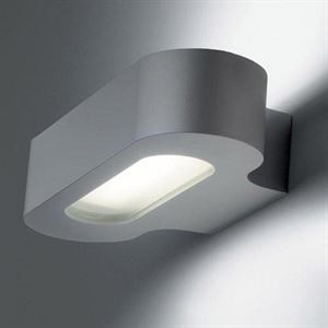 Artemide Talo Wall Lamp Mat Chrome