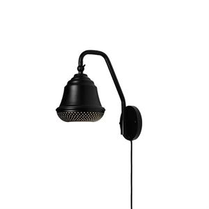 Design by Us Bellis 160 Wall lamp Black