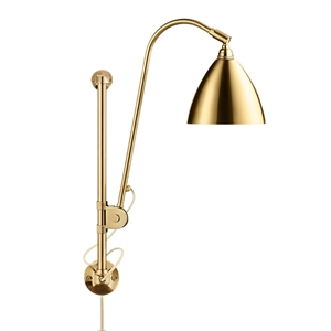 Bestlite BL5 Wall Lamp Brass