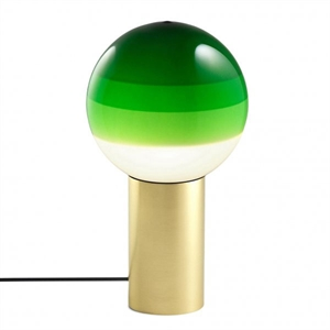Marset Dipping Light Table Lamp Green Big