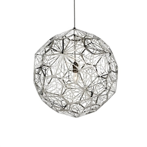 Tom Dixon Etch Web Steel Pendant EU