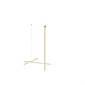 Flos Coordinates C1 - CLIII Ceiling Light Gold