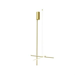 Flos Coordinates C1-L Ceiling Light Gold