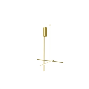 Flos Coordinates C1 Ceiling Light Gold
