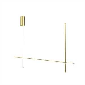 Flos Coordinates C2 Ceiling Light Gold