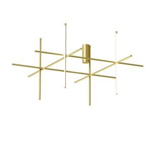 Flos Coordinates C4 Ceiling Light Gold