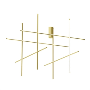 Flos Coordinates MODULE C Ceiling Light Gold