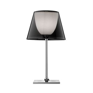 Flos KTribe T1 Table Lamp Fumé/Smoke-coloured