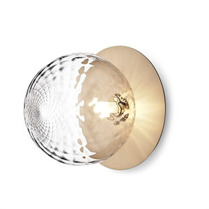 Nuura Liila Large Wall/Ceiling Lamp Transparent