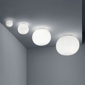 Flos Glo Ball CW Zero Wall and Ceiling Lamp