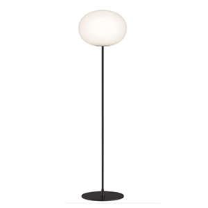 Flos Glo-Ball F3 Floor Lamp Black