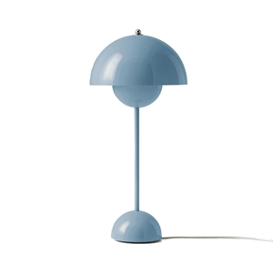 &tradition Flowerpot VP3 Table Lamp Light Blue