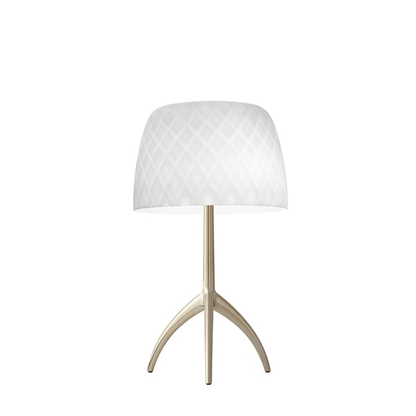 Foscarini Lumiere Piccola 30th Champagne & Pastilles Dimmable