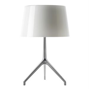 Foscarini Lumiere xxl Table Lamp Aluminium & optional shade