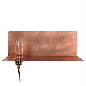 FRAMA 90° Wall Lamp Copper
