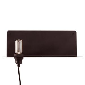 FRAMA 90° Wall Lamp Black