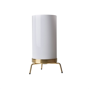 Fritz Hansen PM-02 Planner Table Lamp Brass