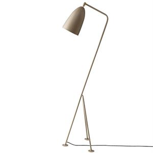 GUBI Grossman Collection Grässhoppa Floor Lamp Grey