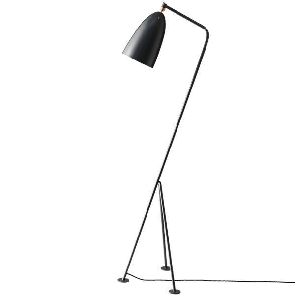 Gubi Grossman Collection Gr 228 Sshoppa Floor Lamp Anthracite