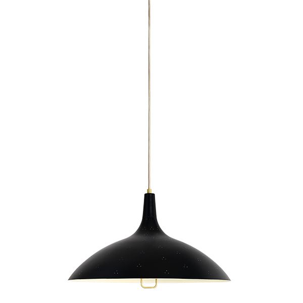 GUBI Tynell Collection 1965 Pendant Black