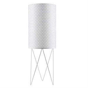 GUBI  Pedrera Floor Lamp w. Dimmer PD2 Mat White