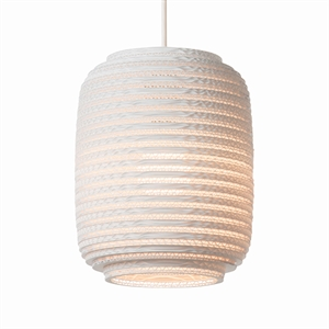 Graypants Scraplight Ausi Pendant White