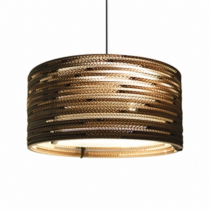 Graypants Scraplight Drum Pendant