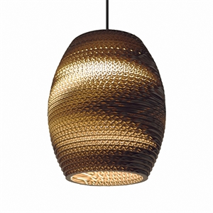 Graypants Scraplight Oliv Pendant