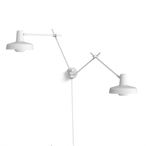 Grupa Products Arigato Wall Light double White