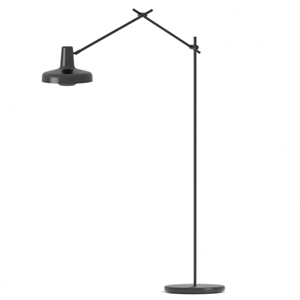 Grupa Products Arigato Floor Lamp Black