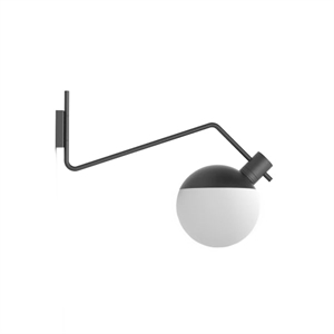 Grupa Products Baluna Wall Light Medium Black