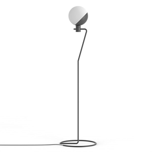 Grupa Products Baluna Floor Lamp Black