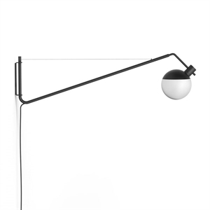 Grupa Products Baluna Wall Light Big Black