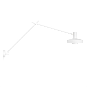 Grupa Products Arigato Wall Light Long White